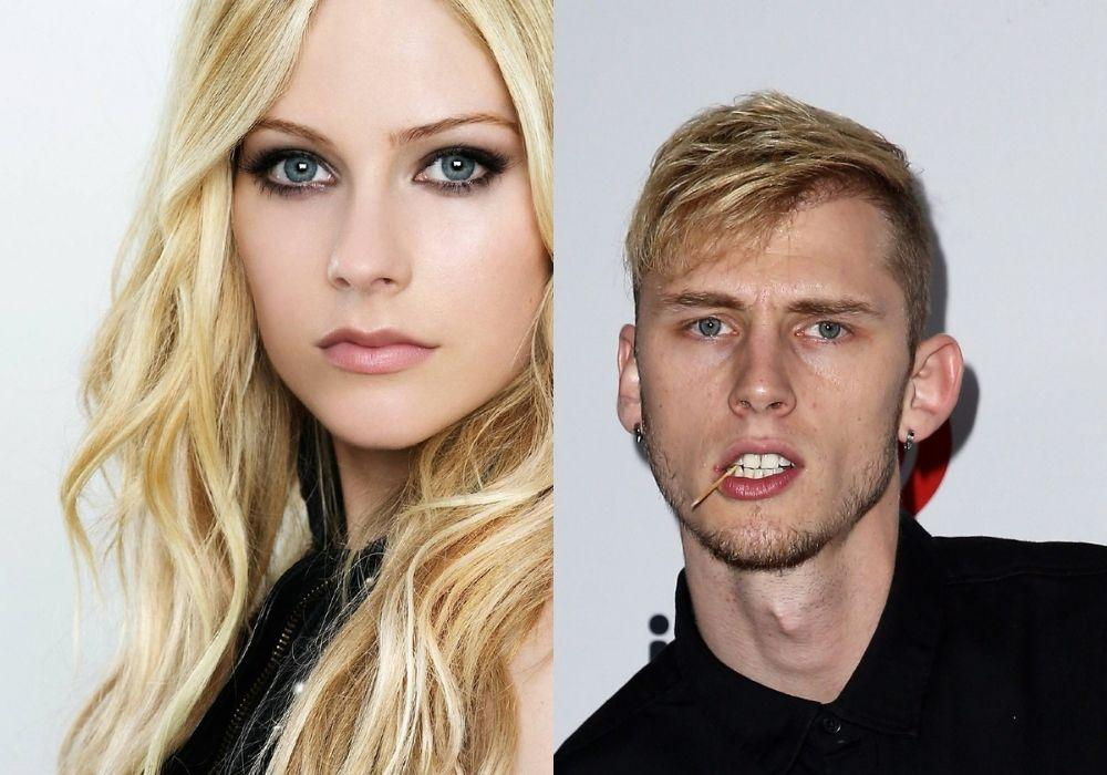 Avril Lavigne And Machine Gun Kelly Meet Up For A Supposed Collaboration