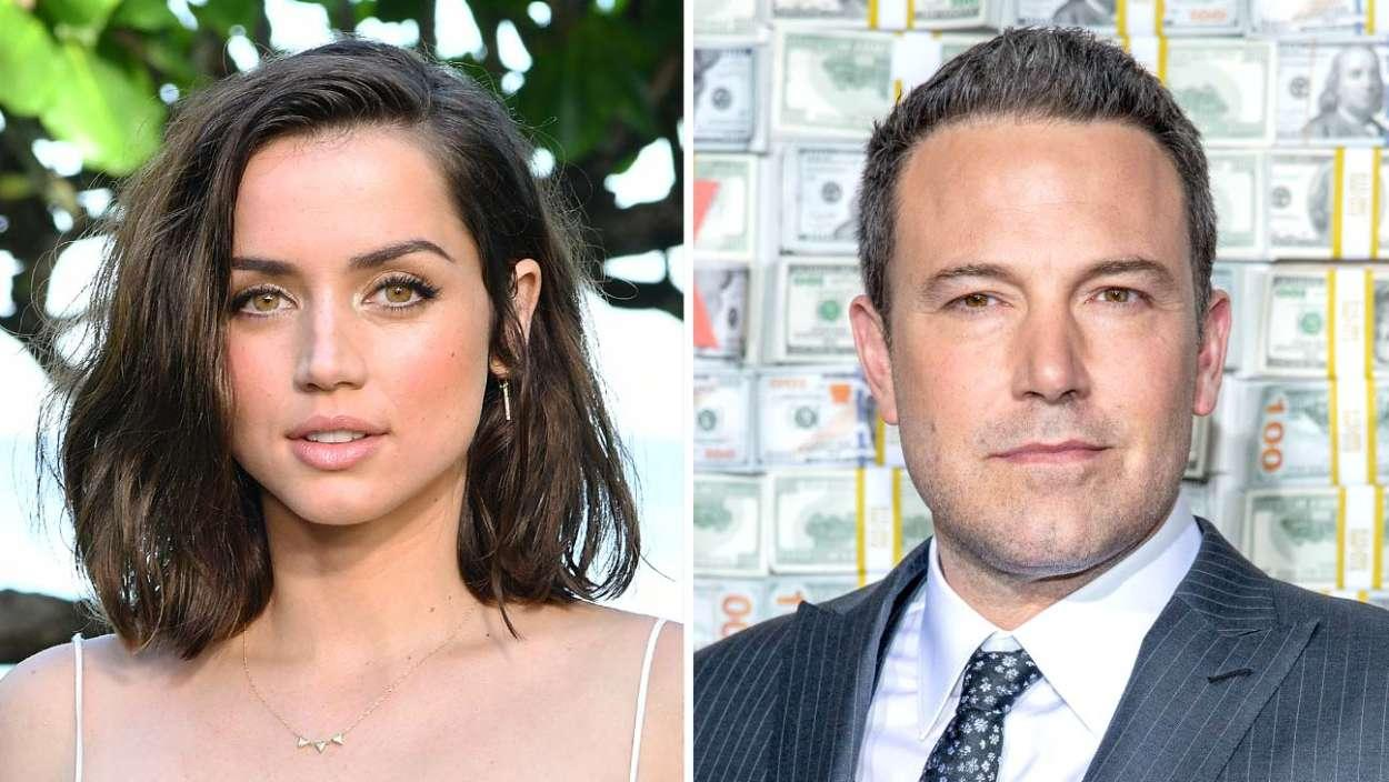 Ben Affleck And Ana de Armas Finally Move In Together