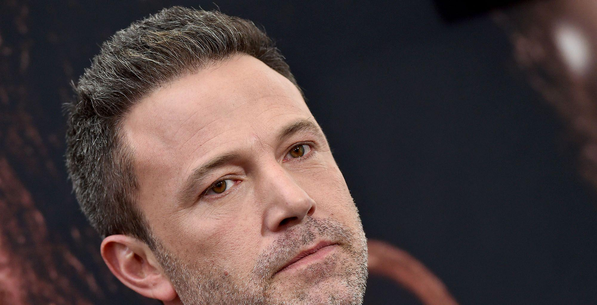 Ben Affleck Almost Drops His Dunkin' Donuts Coffee And Donuts Box And The Internet Thinks It's The Perfect Meme For 2020 - Pics!