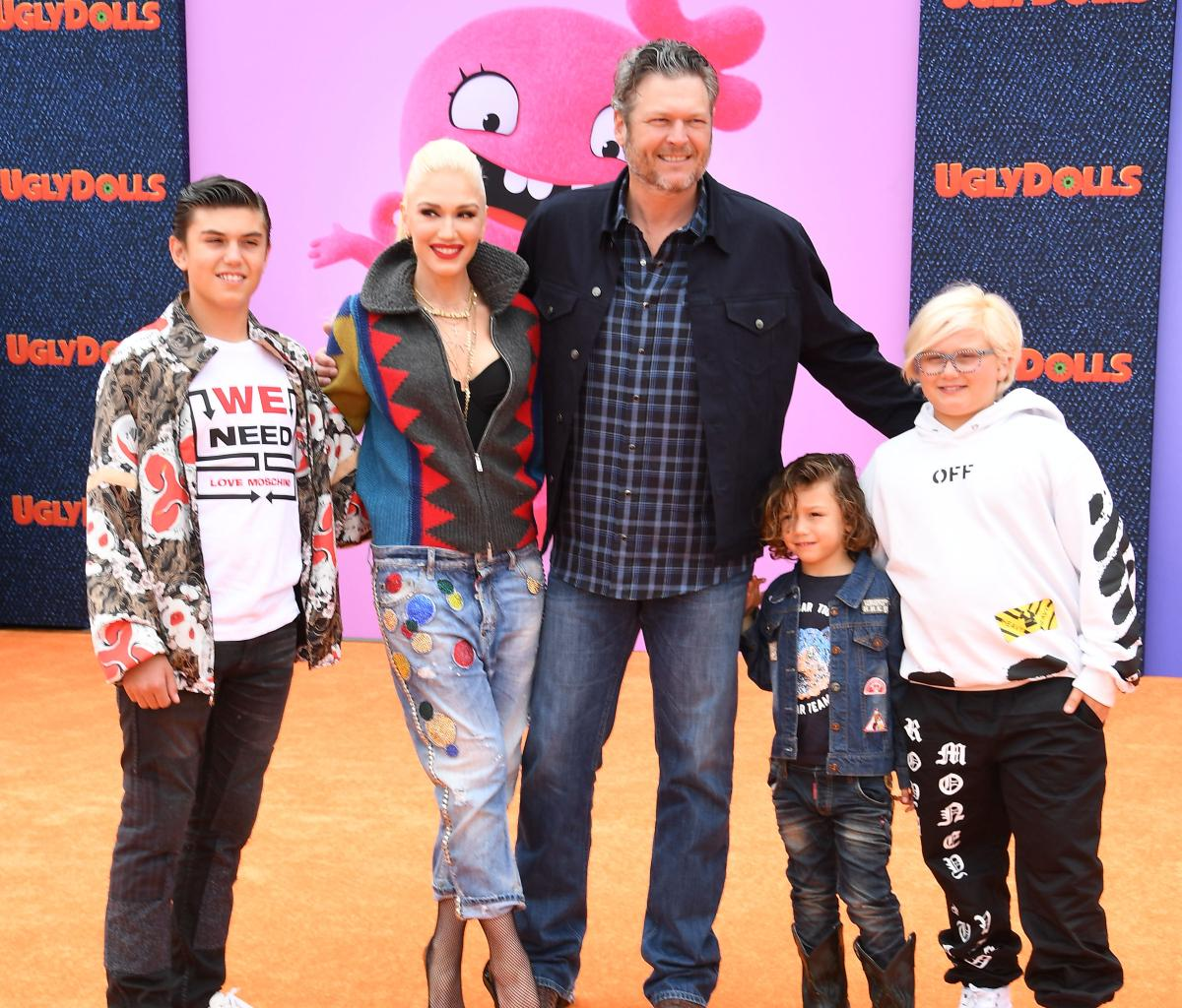 Blake Shelton Shares Details About His Gwen Stefani Proposal And Explains Why It Was 'Important' Her Sons Were There!