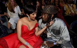 Cardi B And Offset Spotted At Big Party With No Masks - Social Media Isn't Happy