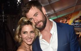 Chris Hemsworth Showers Wife Elsa Pataky With Love On Their Anniversary!