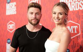 Chris Lane And Lauren Bushnell Announce They're Going To Be Parents - Check Out The Sonogram Vid!