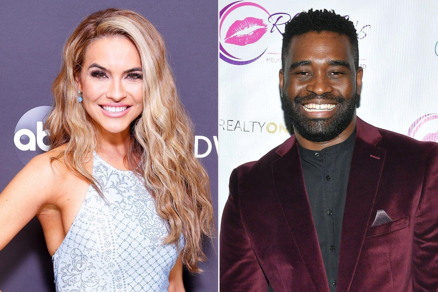 Chrishell Stause And Keo Motsepe - Source Says 'It's Just Clicking' Between Them After He Meets The Fam On Christmas!