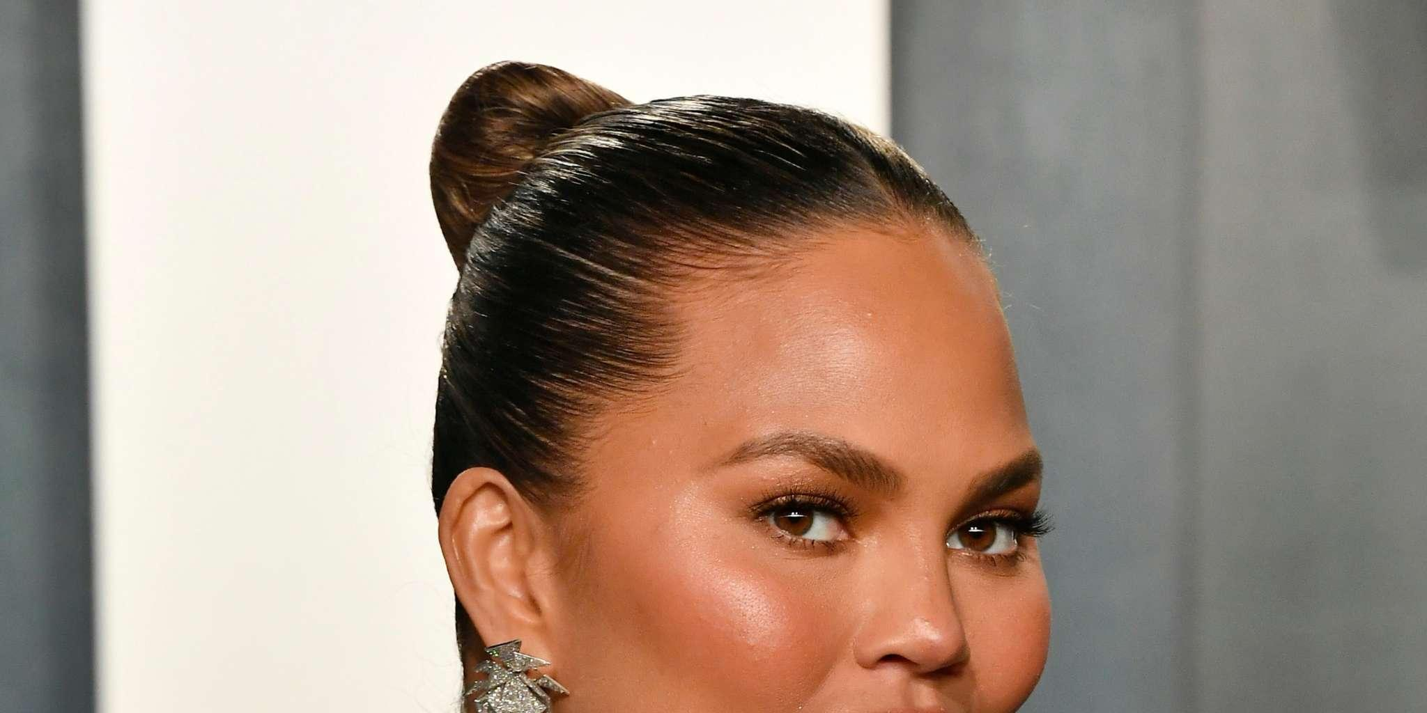 Chrissy Teigen Reveals The Reason Why She Decided To Give Up Drinking For Good After Celebrating A Month Of Sobriety!