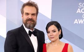 David Harbour Compares His Relationship With New Wife Lily Allen's Daughters To A Sitcom!