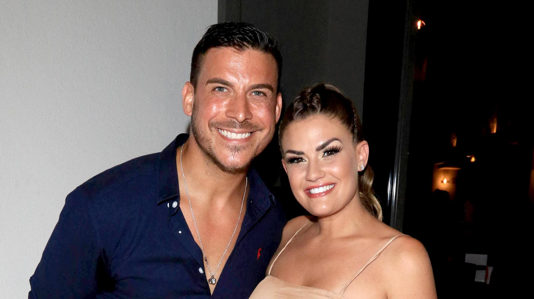 Jax Taylor And Brittany Cartwright - Their 'Vanderpump Rules' Co-Stars Were Reportedly 'Blindsided'  By Their Exit!