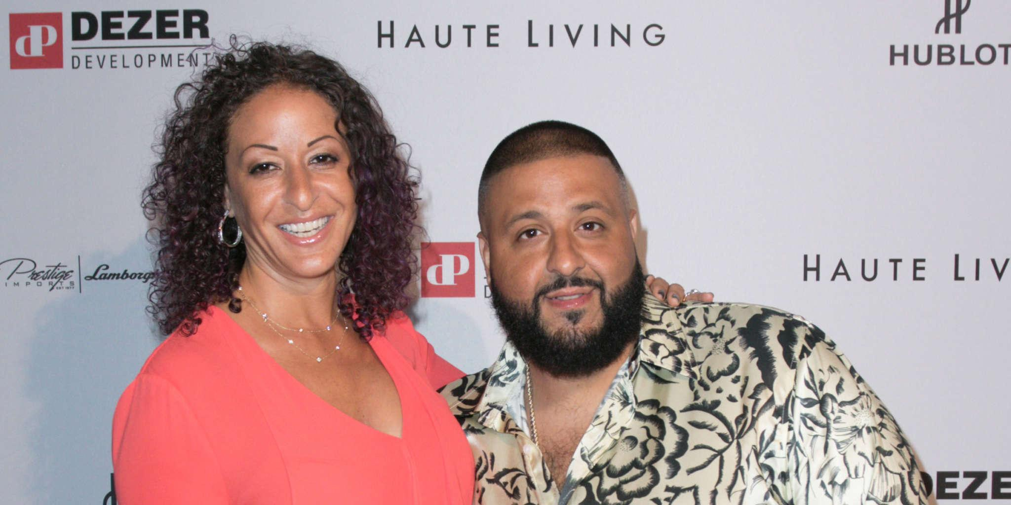 DJ Khaled Is Celebrating His Lady, Nicole Tuck's Birthday - These Two Are A Whole Vibe In These Videos