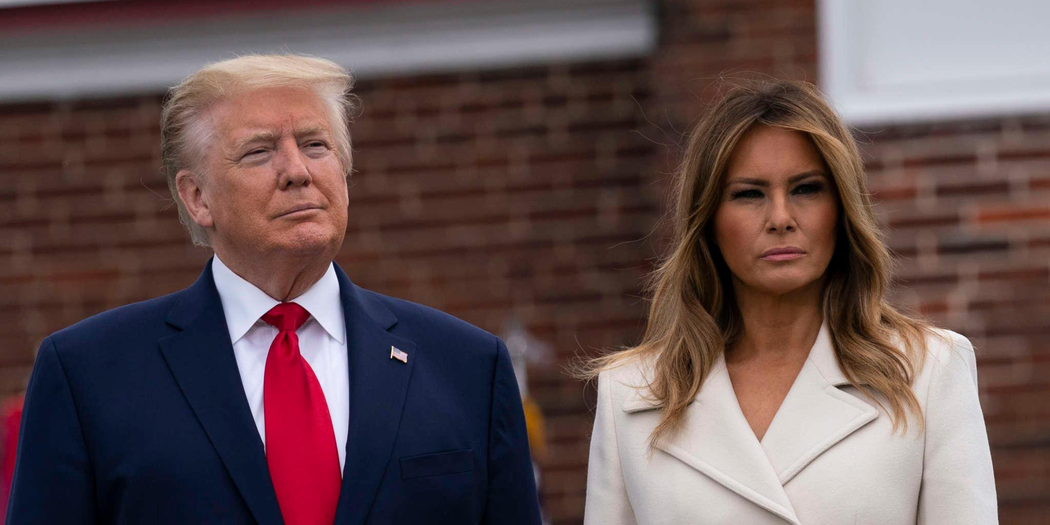 Donald Trump Reportedly 'Not Happy' With Melania's Mar-a-Lago Renovations!