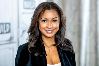 Eboni K. Williams Spills The Tea On Season 13 Of RHONY - The Newcomer Claims There Will Be A Lot Of Drama!