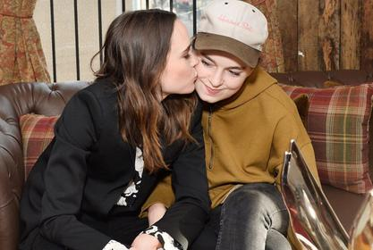 Fans Fear Elliot Page And His Wife Emma Portner Are Being Cyberbullied As She Deletes Instagram Account
