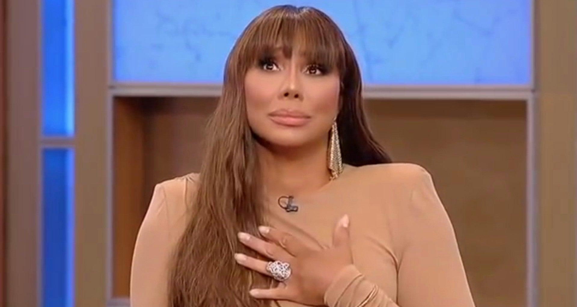 Tamar Braxton Flaunts Her 'Sober, Sound Mind And Body' - See Her Video Here