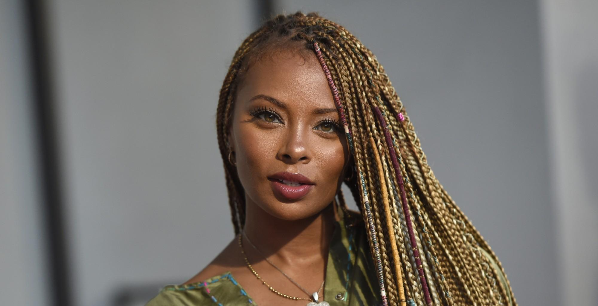 Eva Marcille's Photos Featuring Marley Rae Have Fans In Awe