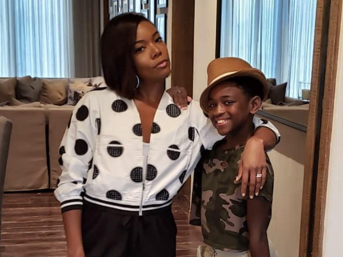 Gabrielle Union Reveals Moment When Zaya Wade Felt 'Outed' -- Also Talks Struggle With PTSD