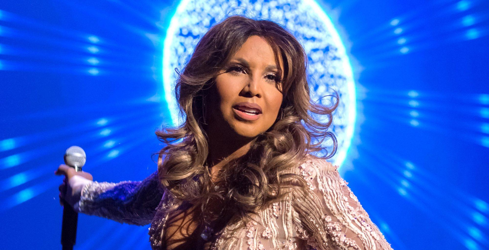 Toni Braxton Finally Drops The Cover Of Harper's Bazaar That She Graces - See Her Photo Here