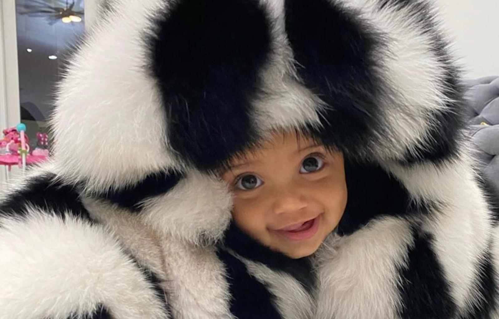Erica Mena's Daughter, Safire Majesty Is Getting Ready For Her Frist Christmas - Check Out This Gorgeous Video Of Her