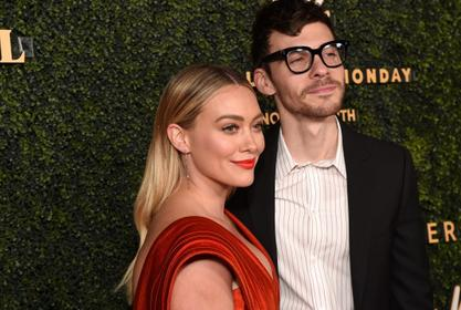 Hilary Duff's Husband Pays The Most Adoring Wedding Anniversary Tribute To Her!