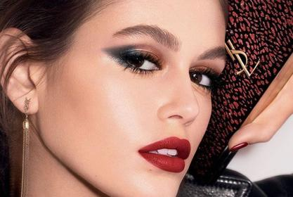 Kaia Gerber Is Rocking Waist-Length Extensions As Model Prepares For The New Year