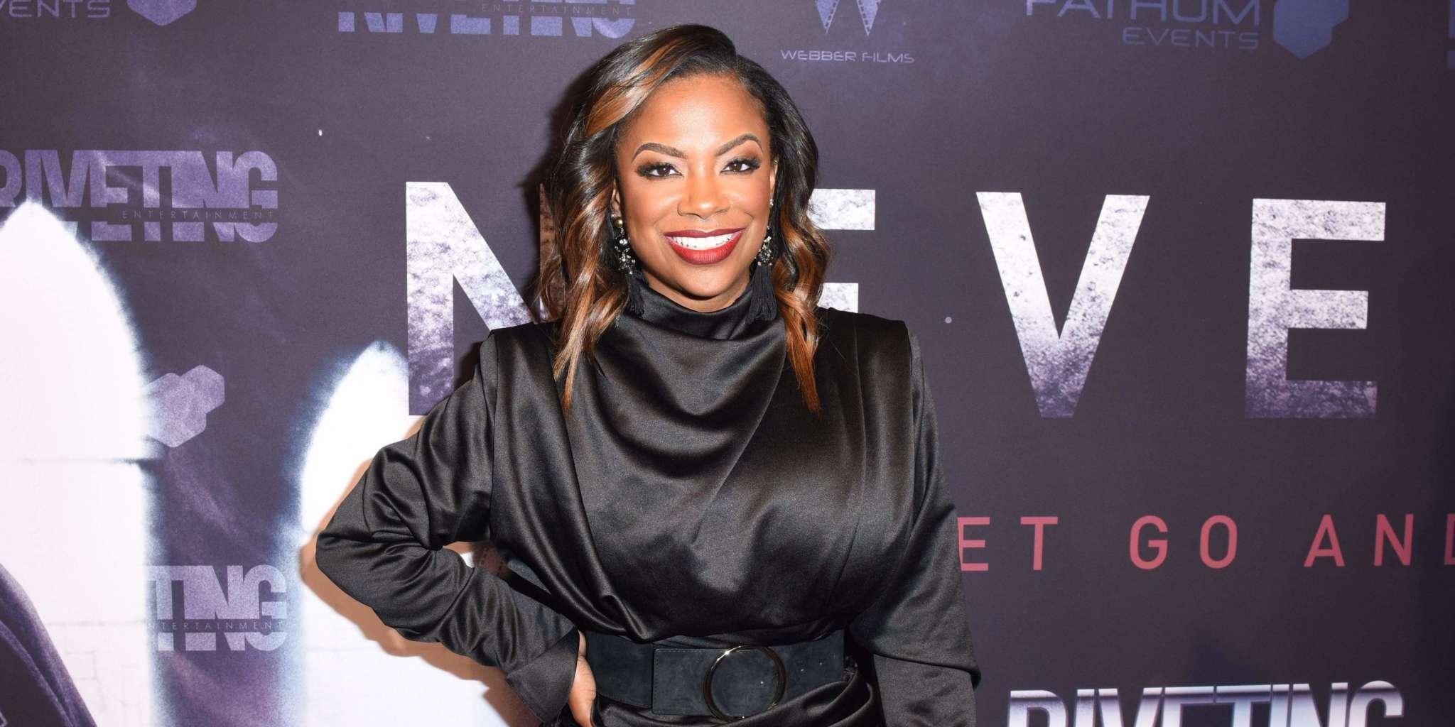 Kandi Burruss Gives Fans The Gift Of A Business - See Her Video