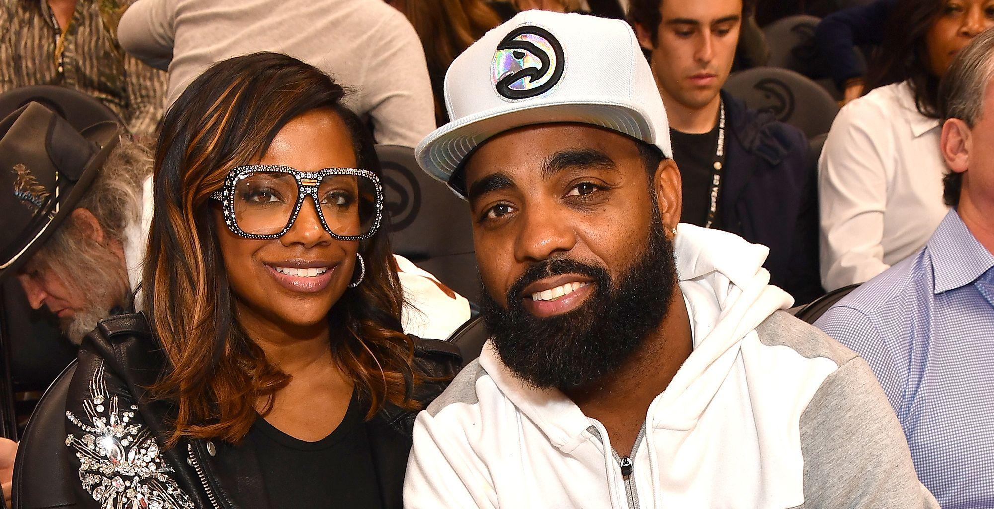 Kandi Burruss Shares A Funny Photo With Todd Tucker And Their Son, Ace - See The Family Pic That Will Have Todd's Homies Talking!