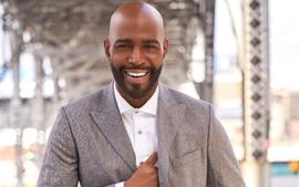 Karamo Brown Is All About Being Bald - Says He Wants To 'Empower' People Without Hair
