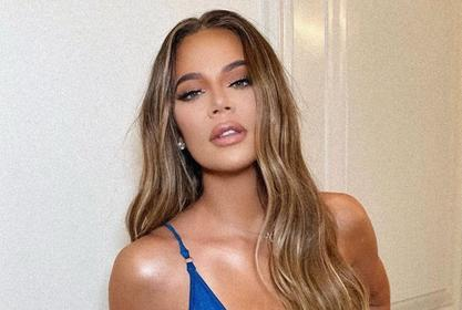 Khloe Kardashian Continues To Fuel Engagement Rumors As She's Photographed Again Wearing Gigantic Diamond Sparkler