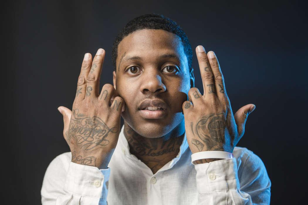 Lil' Durk Shares Photo Of Himself Hanging Out With King Von's Kids