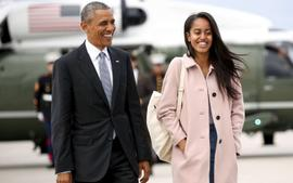 Barack Obama Reveals Malia's Boyfriend Spent Quarantine With Them - Here's Why He Let Him Stay Over!