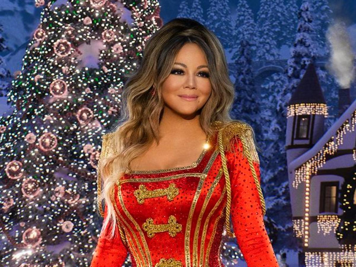 Mariah Carey's Sugar Plum Fairy Whistle-Register Introlude Is Another Way The Singer Is Saving Christmas