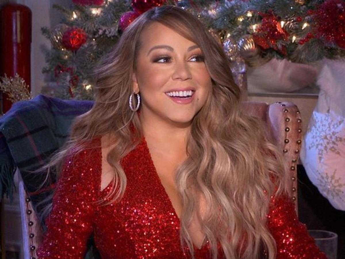 Mariah Carey Isn't Down With Horrific Christmas Ornaments That Are Supposed To Bear Her Likeness
