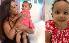 Kenya Moore's Video Featuring Her Baby Girl, Brooklyn Daly Has Fans In Awe