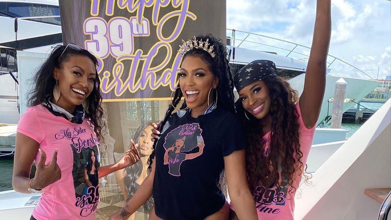 Porsha Williams' Photos With Some Other Hot Moms Make Fans Drool - Check Out Kandi Burruss, Lauren Williams And Shamea Morton