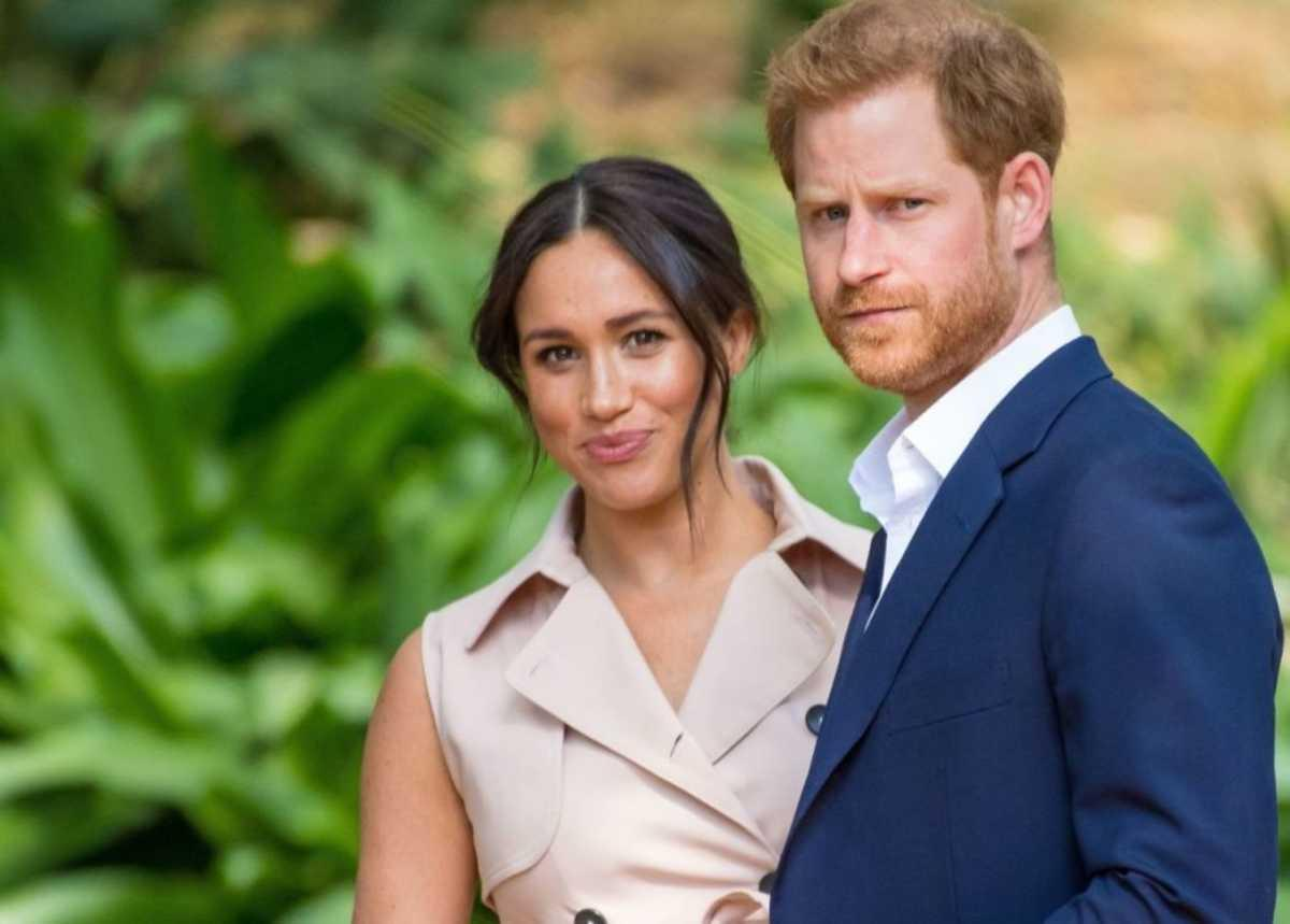Meghan Markle And Prince Harry Share Inspiring 'Letter For 2021' And Pay Tribute To Their Mothers