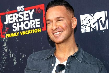 Mike Sorrentino Announces He Is Now 5 Years Sober - Congrats!