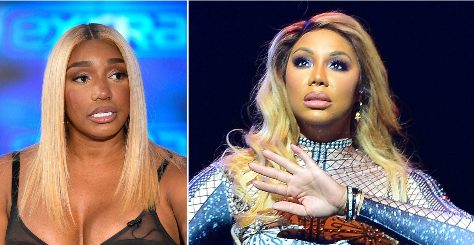 Tamar Braxton Parties With NeNe Leakes For Her Birthday! Check Out Their Video Together