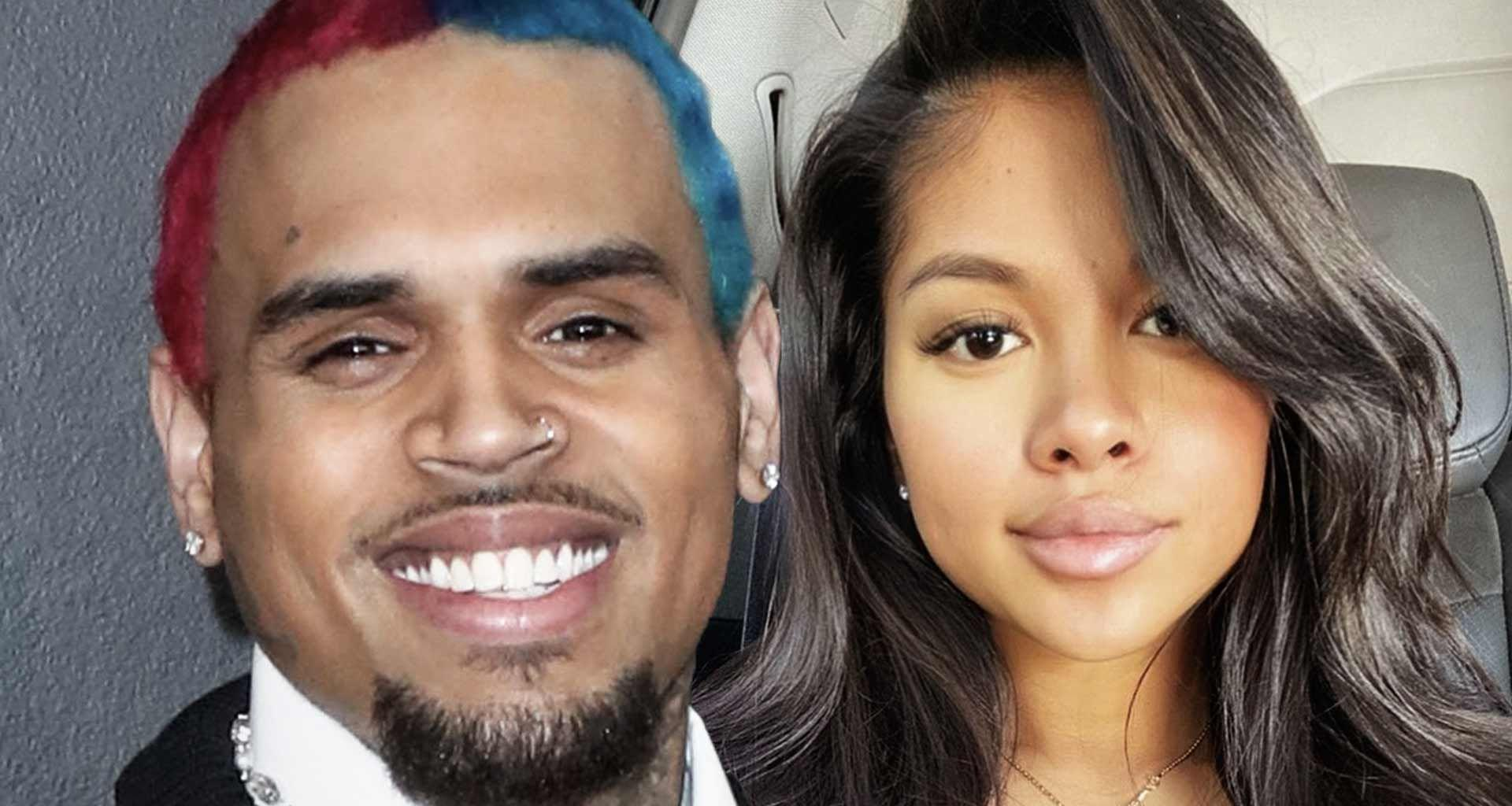 Ammika Harris Publicly Flaunts Her Pride For Chris Brown's Latest Work - See Her Message For Him