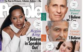 Regina King, Dr. Fauci, George Clooney, And Selena Gomez Named People Of The Year For 2020