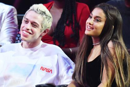 Pete Davidson And Ariana Grande - Inside His Reaction To Her New Engagement!