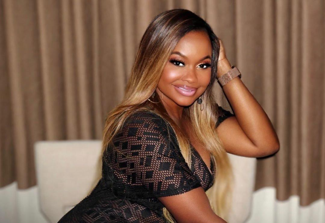 Phaedra Parks' Latest Photo With Her Son Has Fans Throwing Massive Shade