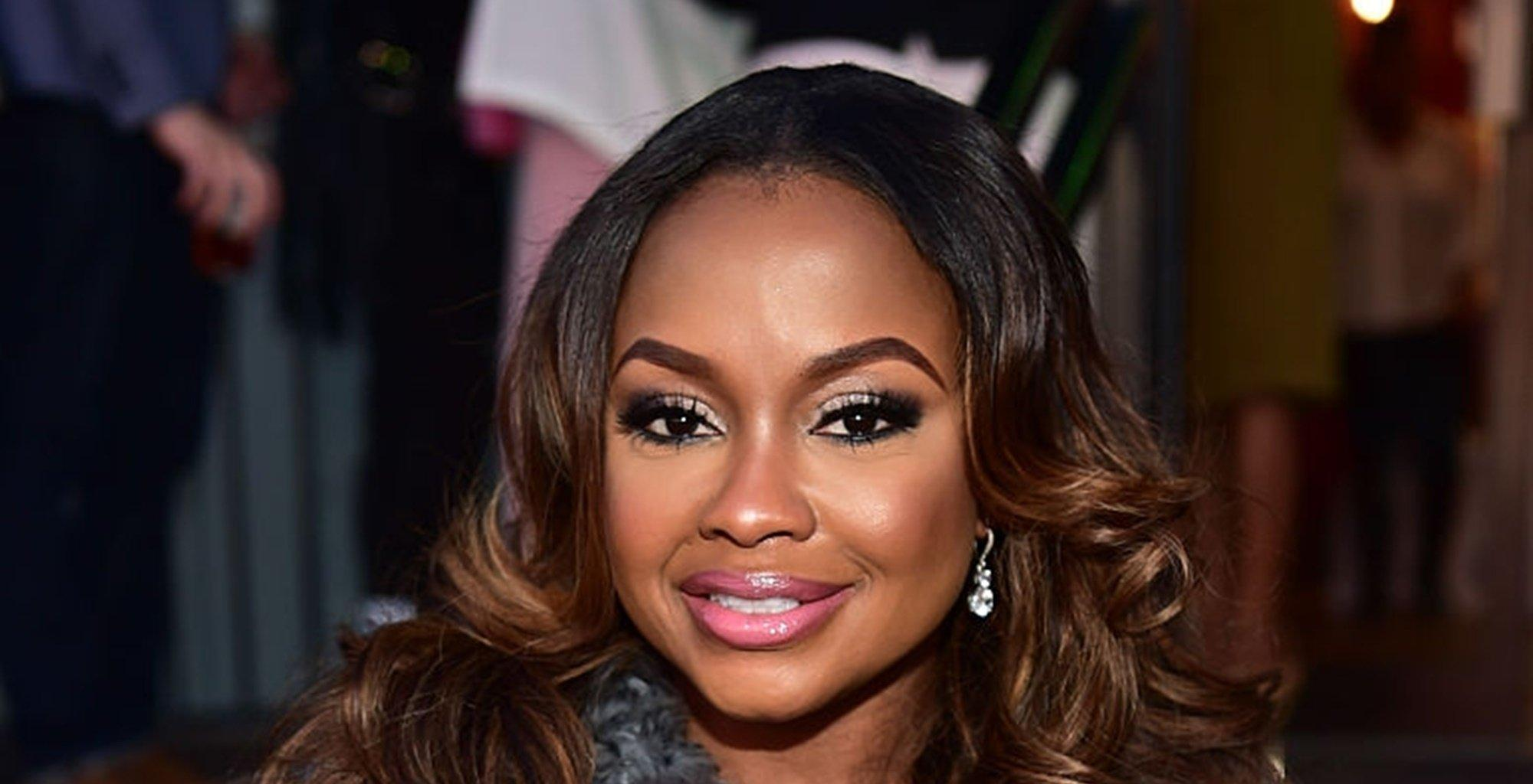 Phaedra Parks Reveals Which Are The Best Things In Life