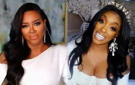 Porsha Williams Claps Back At Kenya Moore With The Help Of Tamika Mallory