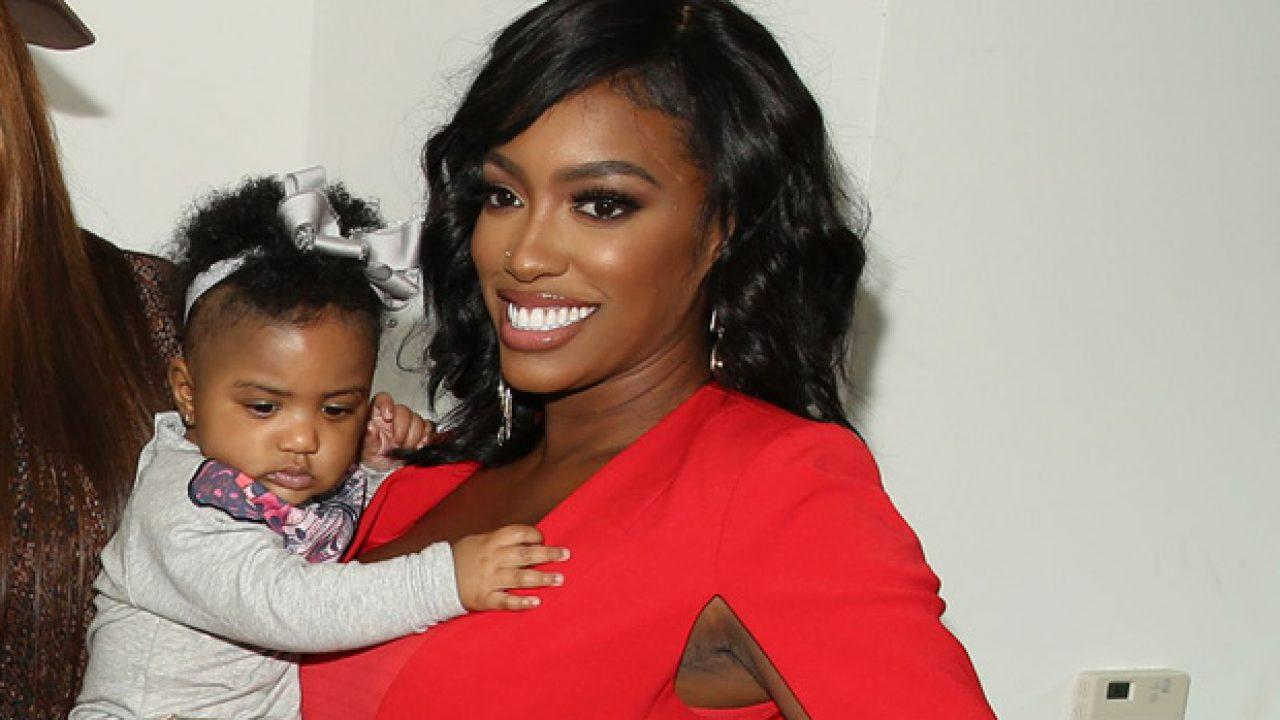 Porsha Williams Is Snuggling In Bed With Pilar Jhena - See Their Sweet Video Ahead Of Christmas