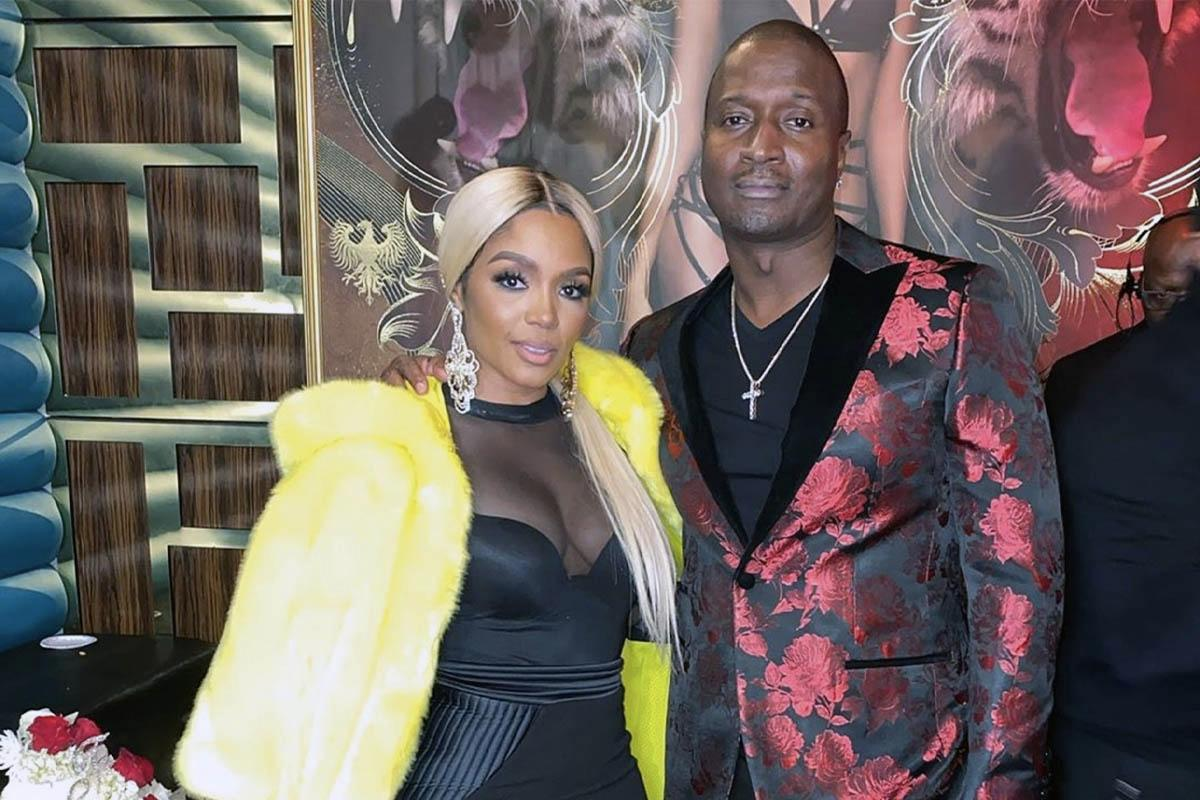 Kirk Frost Impresses Fans With A Throwback Photo - Check Out Rasheeda's Husband With Hair