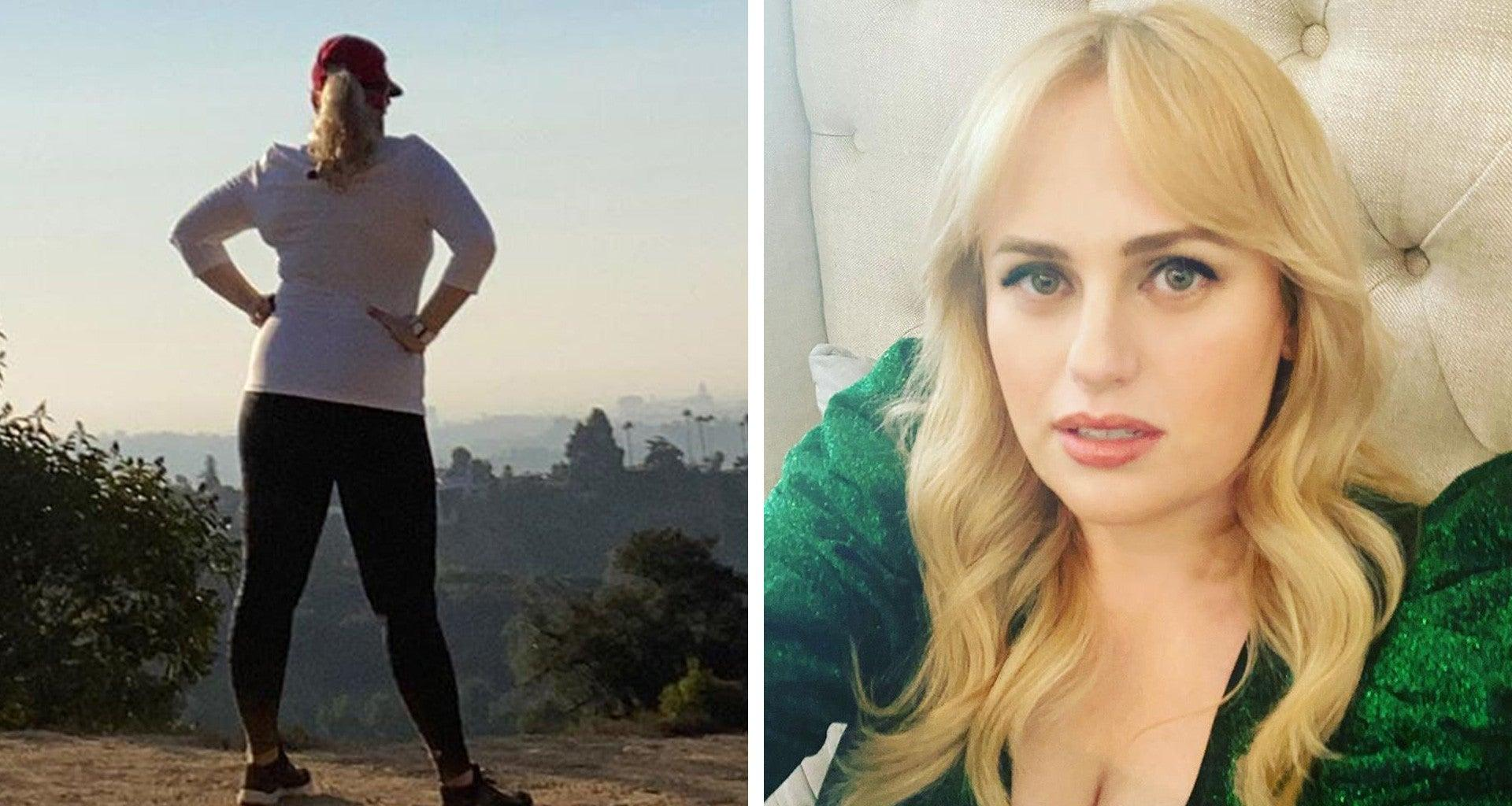 Rebel Wilson Details Her 'Triangle Of Health' Process After Losing 60 Pounds!