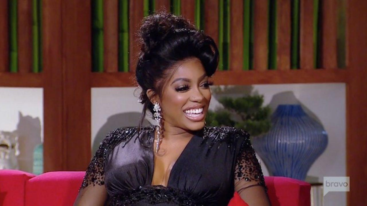Porsha Williams Talks About Voting With Her Fans - See Her Video