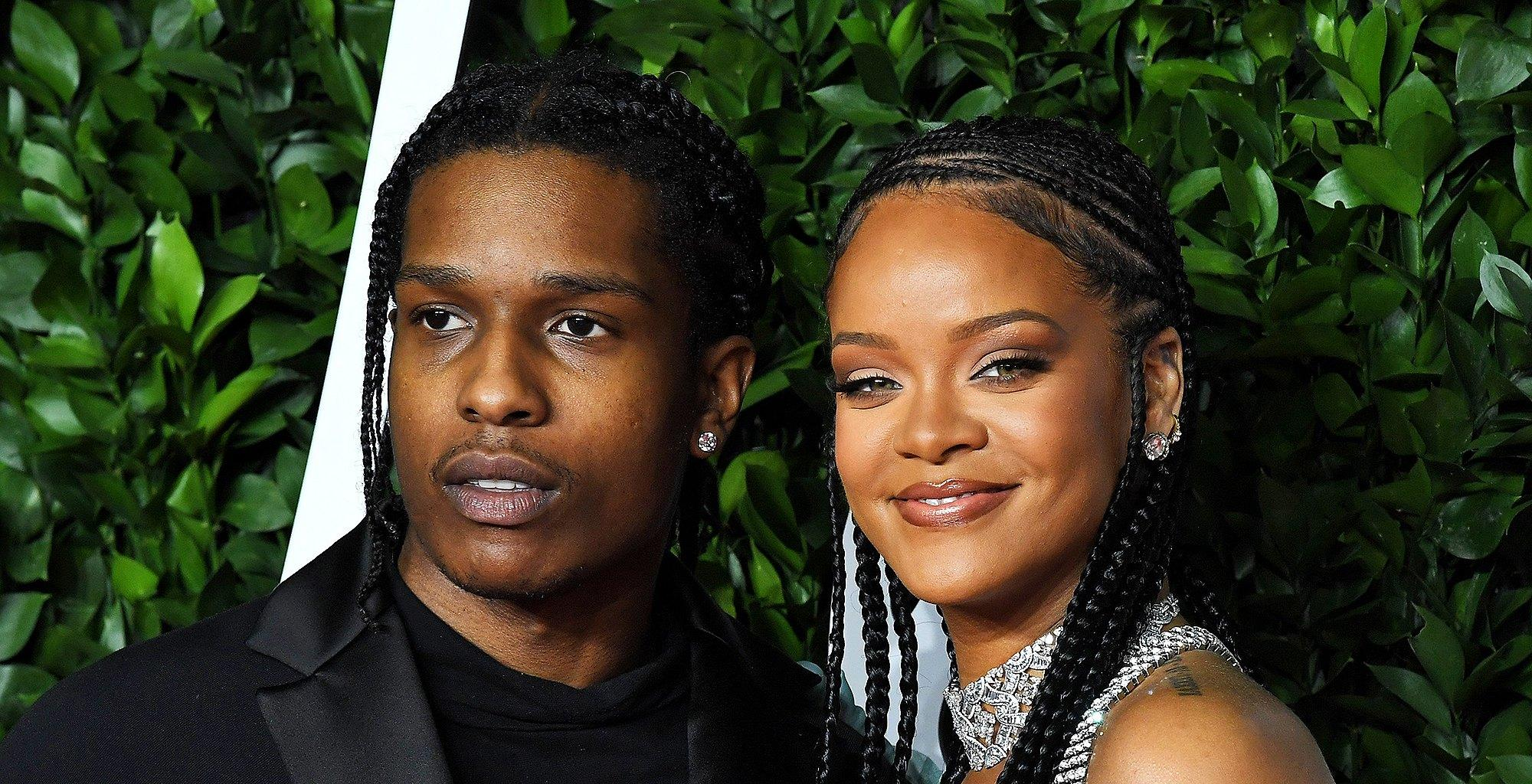 Rihanna And A$AP Rocky - Here's How Their Decade-Long Friendship Finally Became A Romance!
