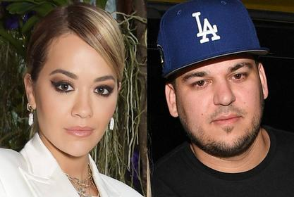 Rita Ora Says She 'Forgot' About Having Briefly Dated Rob Kardashian!
