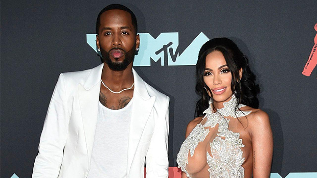 Safaree Still Cannot Believe He's A Father - See His Sweet Photo With Safire Majesty