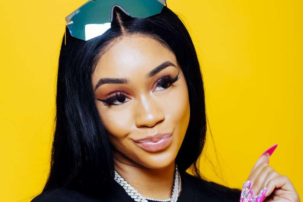 Saweetie Shares The Outfit She Planned On Wearing To PornHub Awards Despite Recent Trafficking Controversy