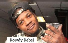 Rowdy Rebel Gets Out Of Prison 1 Year Before Bobby Shmurda